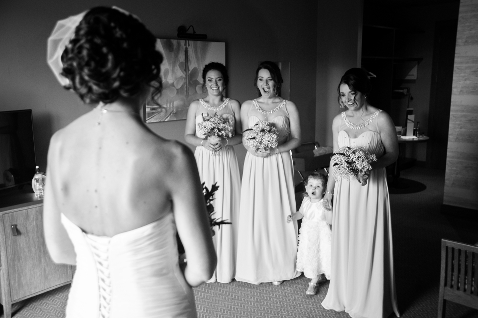Reportage wedding photography Cheshire