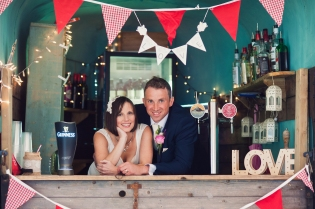 Hafod Farm wedding photography