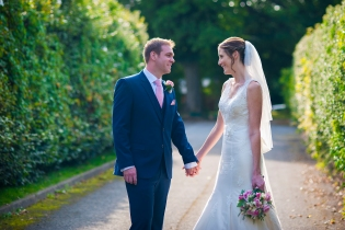 Hinderton Hall wedding photography. Fine art and reportage wedding photography Chesire