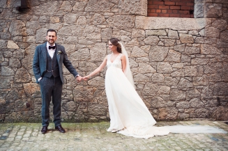 Creative wedding photography, the Titanic hotel and Rum warehouse, Liverpool, Northwest