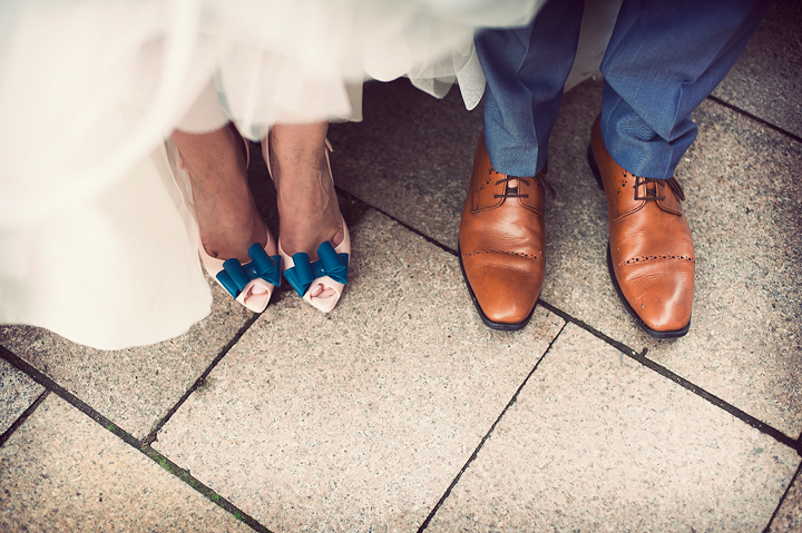 Vintage wedding photography Cheshire