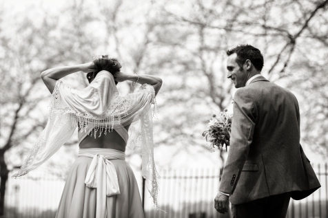 Wedding photograph Sefton Park - documentary wedding photographer Cheshire