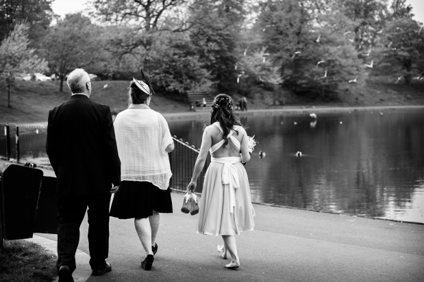 Sefton park wedding photography