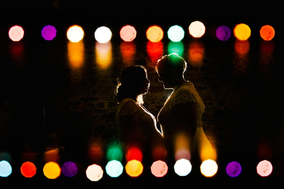 Knipe hall wedding photography - alternative wedding photographer penrith cumbria