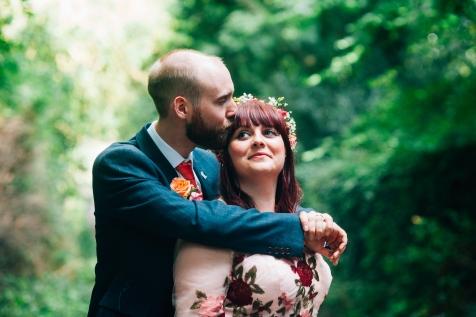 Eccleston village hall wedding photography. Alternative wedding photographer cheshire