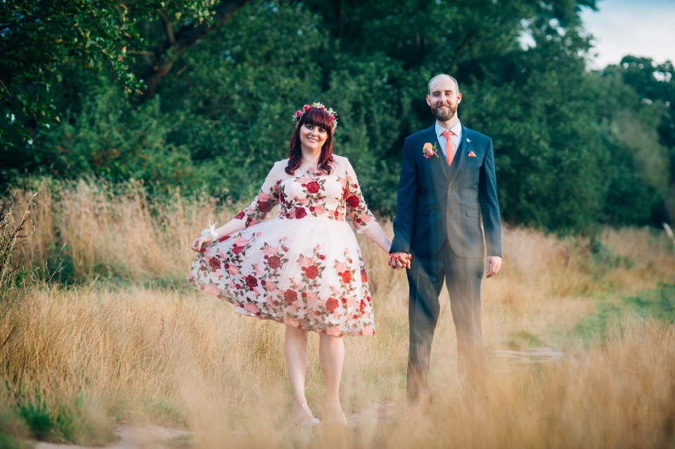Eccleston village hall wedding photography. Alternative wedding photography cheshire