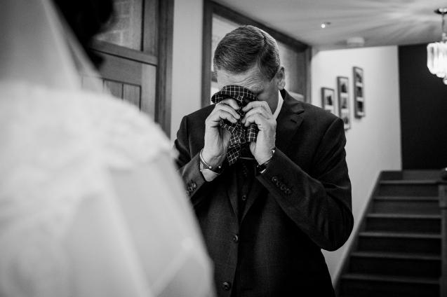 alternative documentary style wedding photography Cheshire