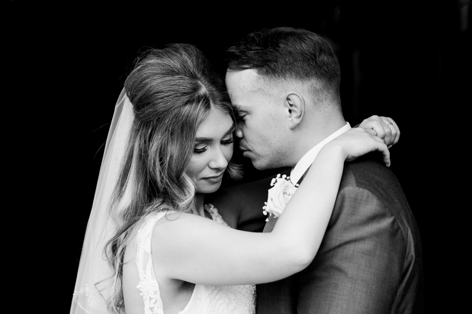 Formby hall wedding photography