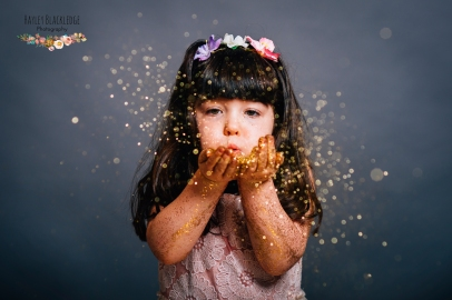 liverpool child & family photography mini glitter shoot