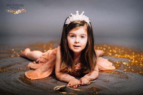 liverpool child & family photography mini glitter shoot
