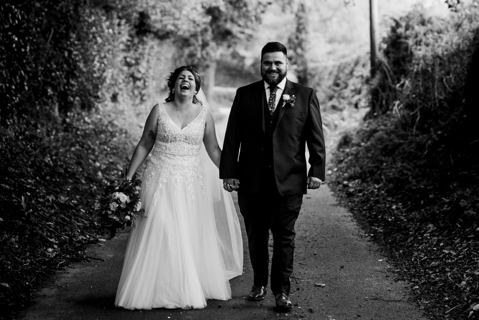 Larkspur lodge wedding photography. Alternative documentary style wedding photography cheshire