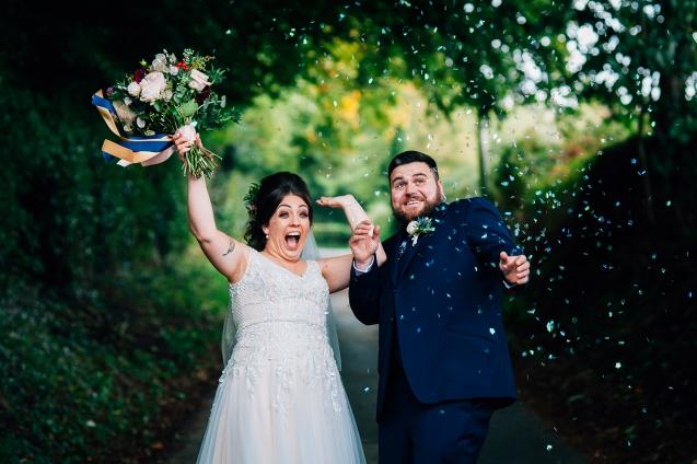 Larkspur lodge wedding photography. Alternative documentary style wedding photography cheshire