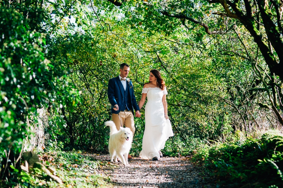 Low hall the lakes wedding photography